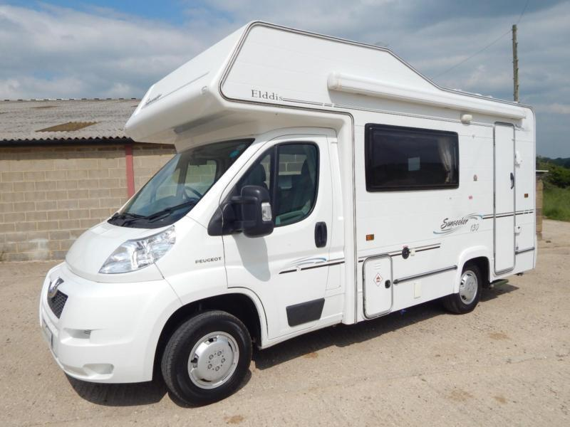 Elddis SUNSEEKER 130, 2007, 4 Berth End Kitchen, DEPOSIT NOW TAKEN