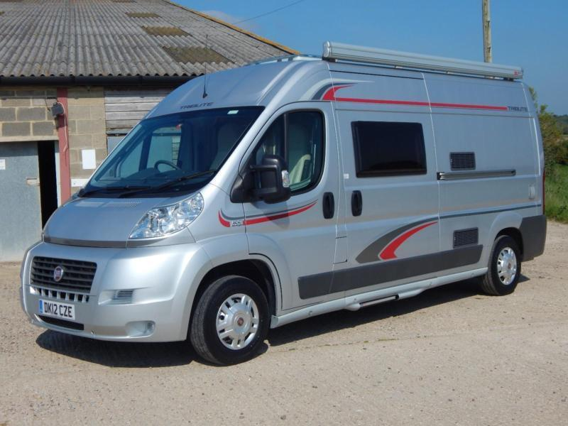 Trigano Tribute 650, 2012, 2.2D, 2 Berth Luxury Camper, Rear Double Bed, VGC!