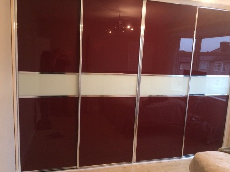 GMcB specialise in fitted/bespoke/sliding wardrobes, fencing and decking.