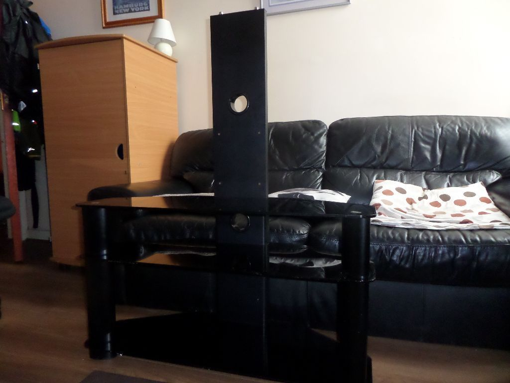 For Sale - Glass Tv Stand