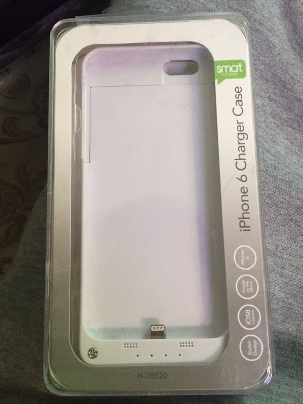 iPhone 6 charger case