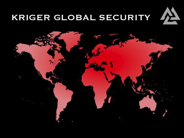 Kriger Global Executive Close Protection