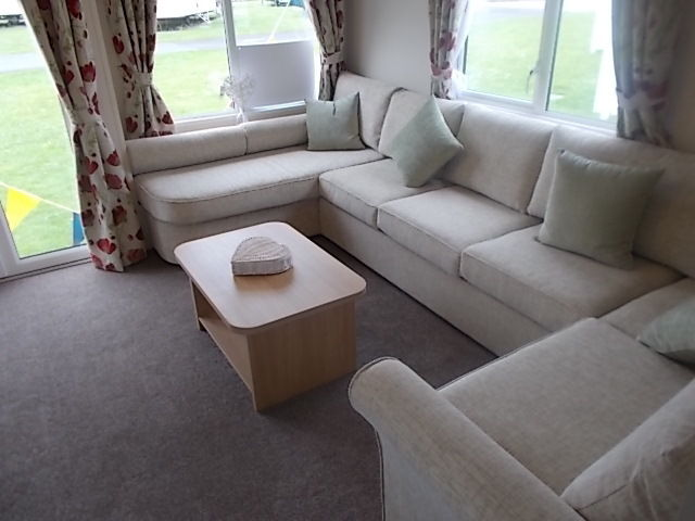 Beautiful Static Caravan Holiday Home For Sale in Berwickshire. North East - Eyemouth Holiday Park