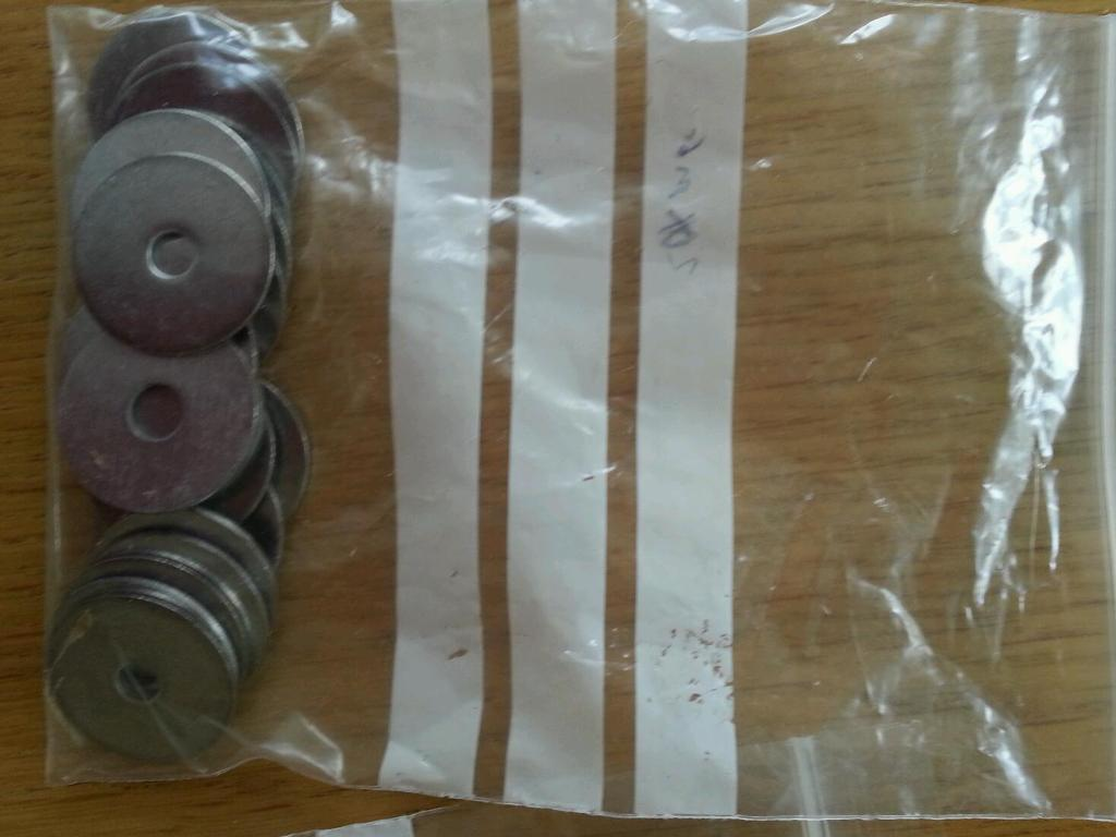 Stainless nuts.bolt.washers.metric.various qty
