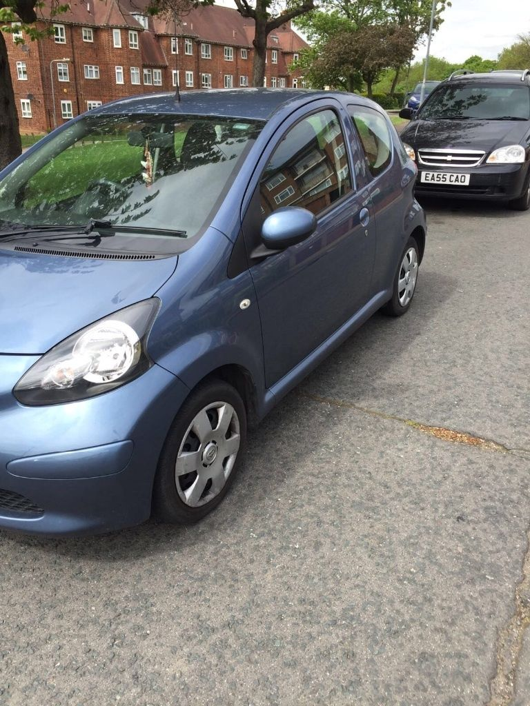 TOYOTA AYGO 2008 37000 WARRANTED MILES 1 YEAR MOT HPI CLEAR FULL DEALER SERVICE HISTORY