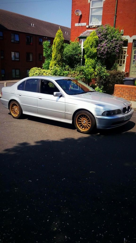 BMW 525 190 BHP for sale or swap.
