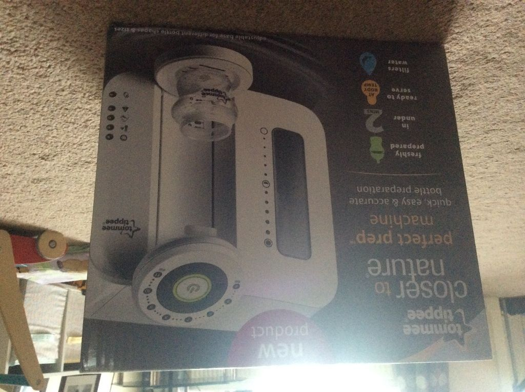 Tommee tippee perfect prep machine for sale