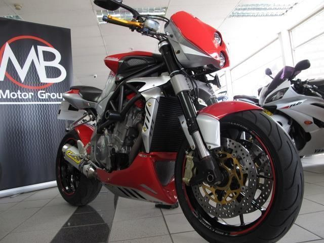 2008 MV AGUSTA F4 1078 RR BRUTALE Nationwide Delivery Available