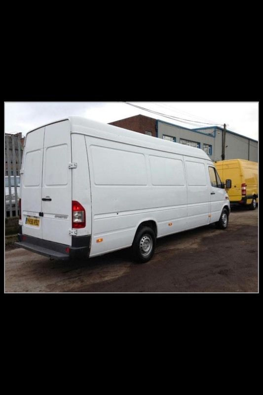 Van with man 24/7 all areas covered