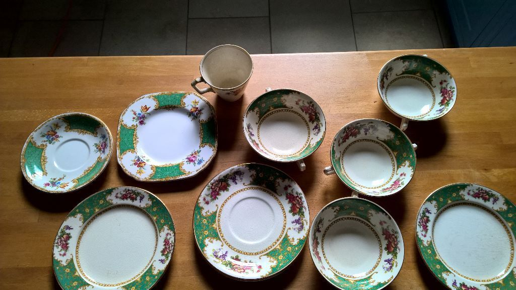 Sampson Part Tea/Dinner Set