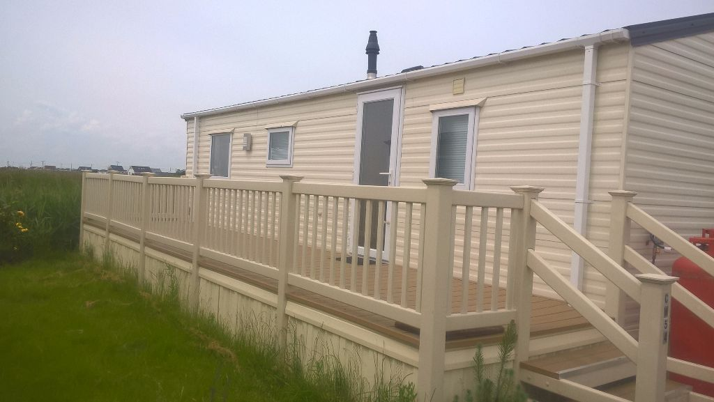 2015 Delta Radiant 2 bed caravan, Seasalter near Whitstable, Kent