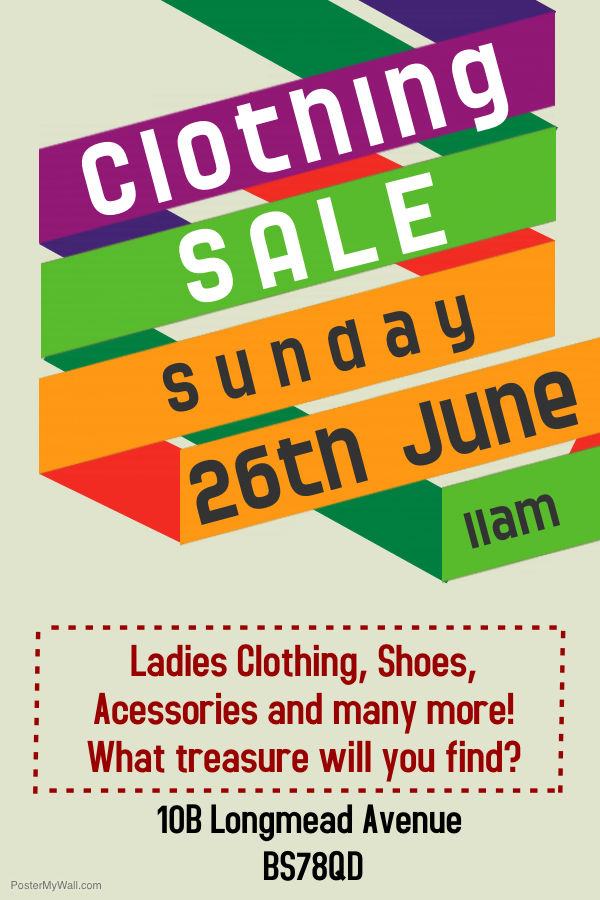 Clothing Sale - Clothes, Accessories, bags and much more!
