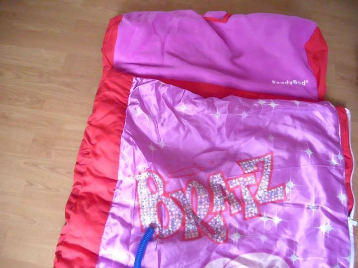 bratz ready bed sleeping bag