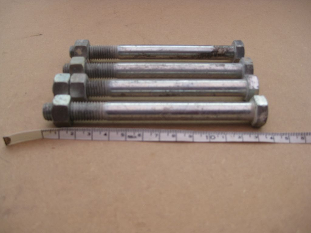 seventeen nuts and bolts