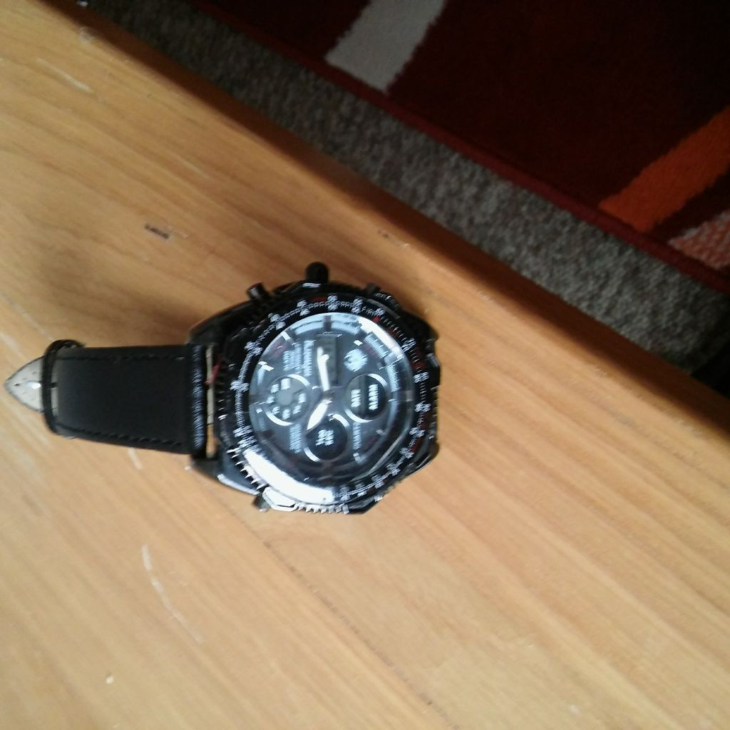 mans military watch
