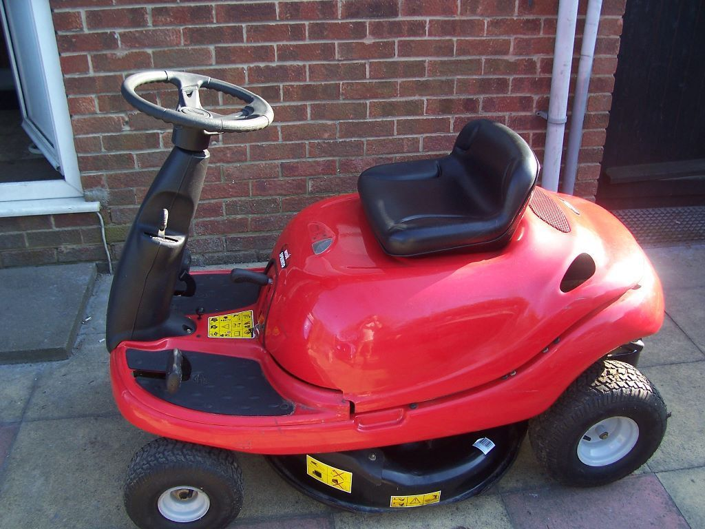 "MTD SPRINTO 6.5Hp KAWASAKI ENGINE 24"" CUT RIDE ON MOWER. LAWNMOWER"