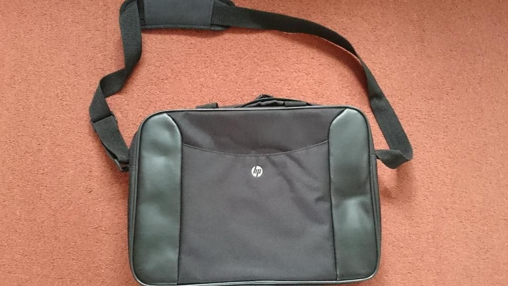 Laptop bag. HP. Black. *NEW*