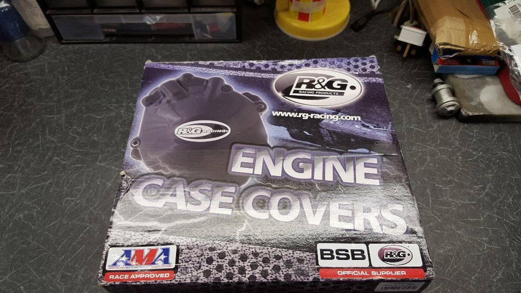 R&G Engine Covers