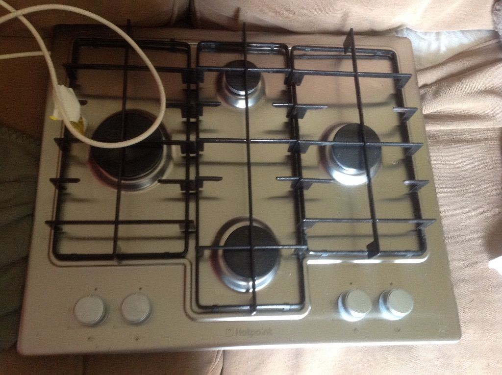 Hotpoint oven Hob
