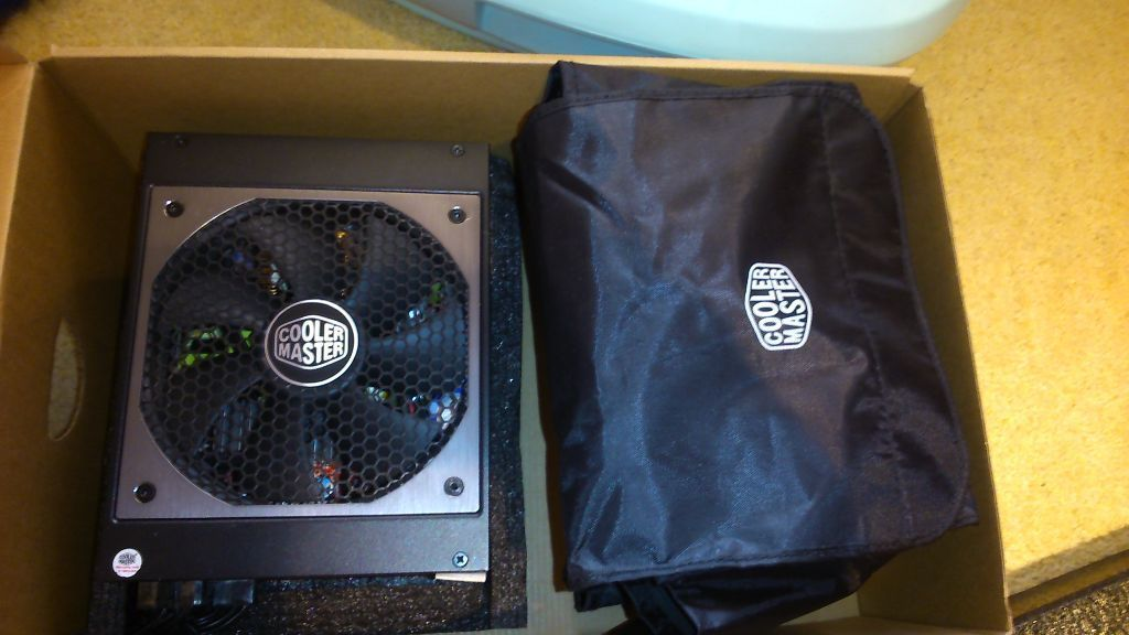 Power Supply - Cooler Master Alimentatore ATX V1200 Platinum 1200 Watt.