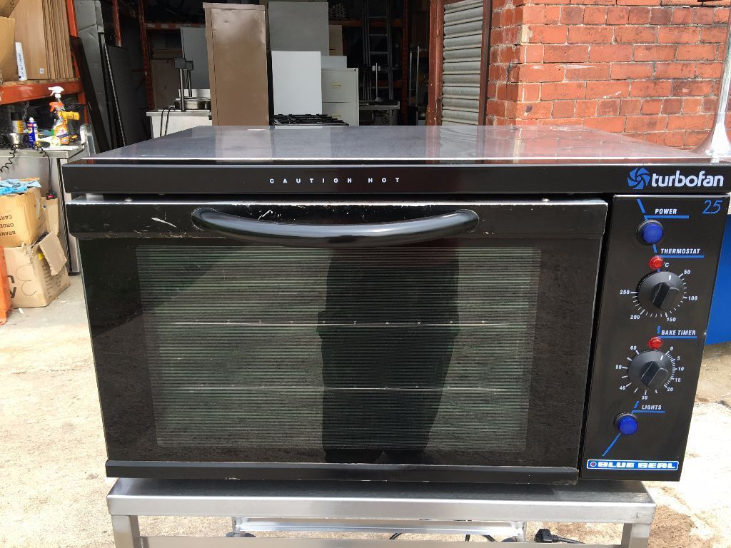 BLUE SEAL TURBOFAN 25 COMMERCIAL CONVECTION OVEN