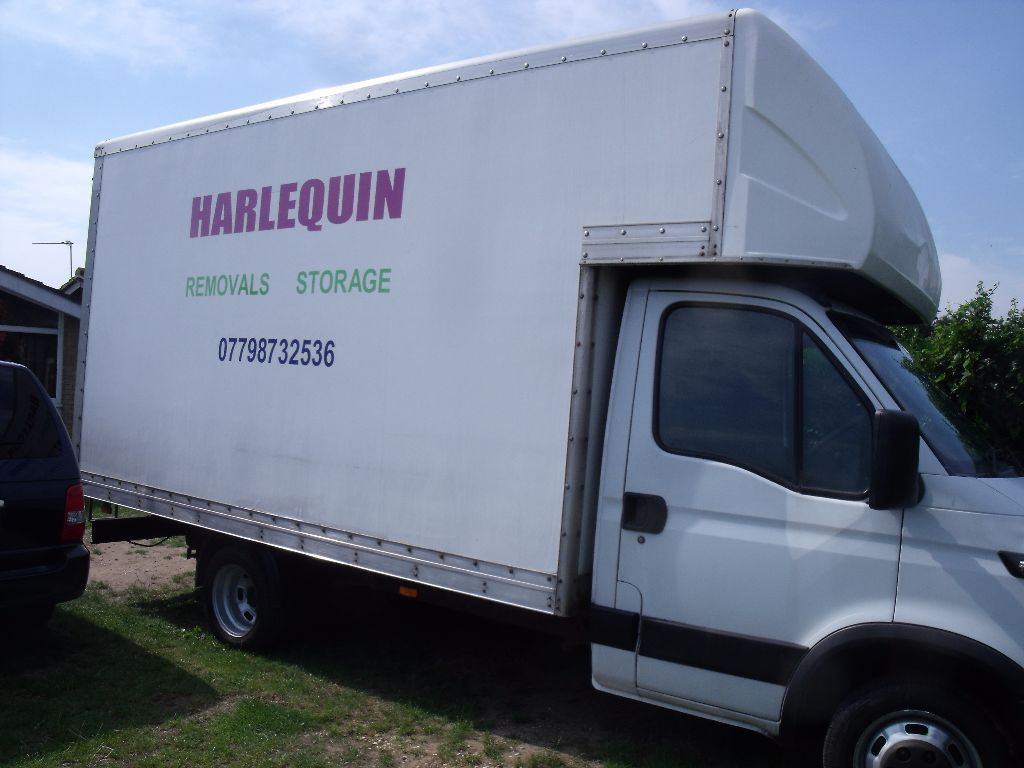 HARLEQUIN REMOVALS A NEW NAME FOR NORWICH ! low cost
