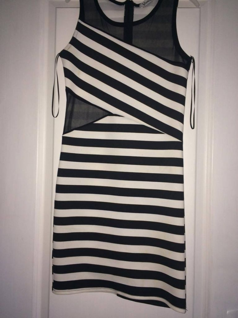 bodycon dress size 8