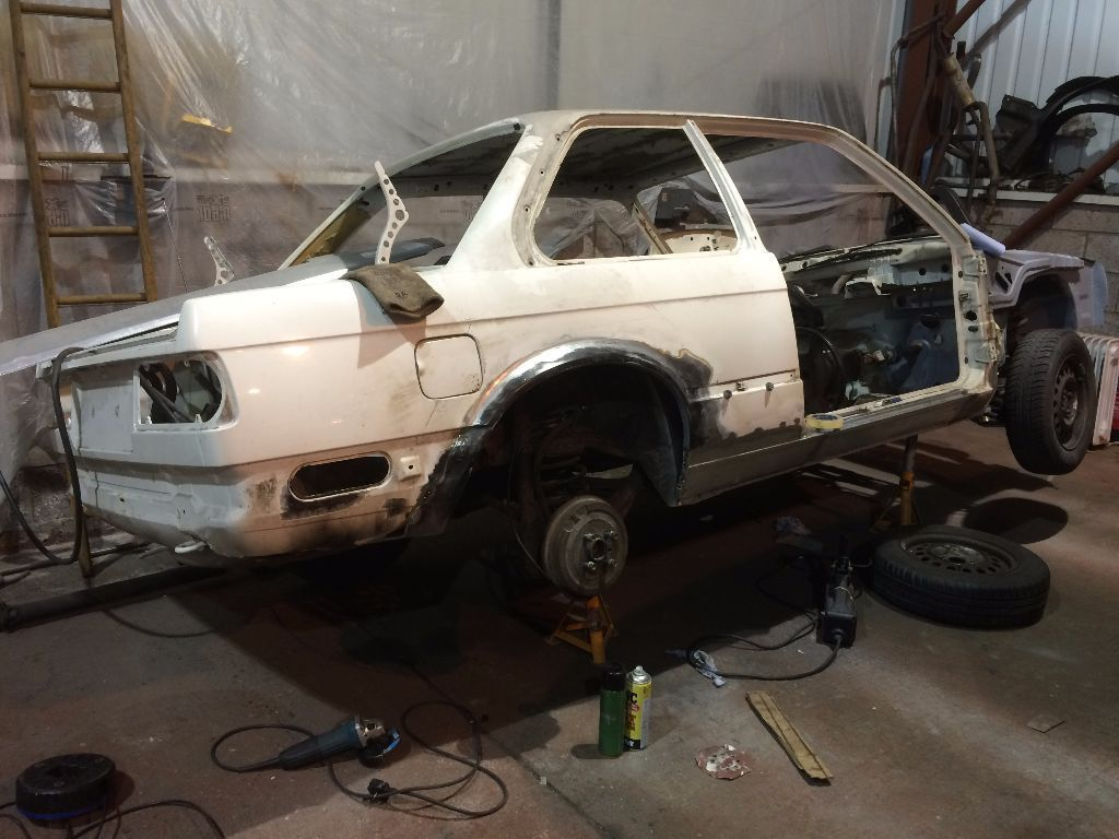 Classic Car Restorations, Repairs & Servicing in Scotland. See Pictures Of Our Work