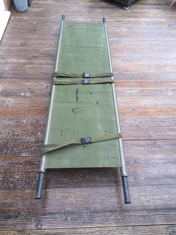 Army field stretcher