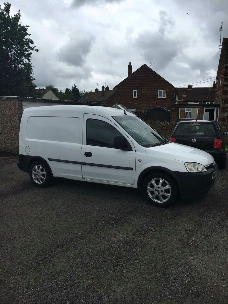 Combo van in very good condition and runs great.
