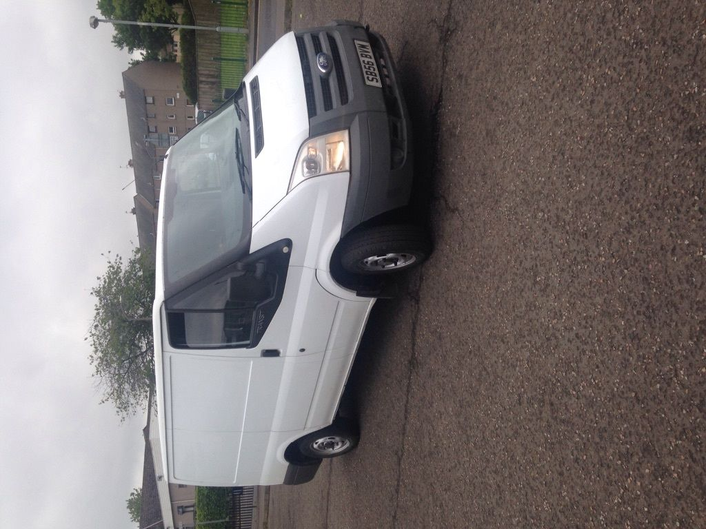 *** ford transit Swb 56 plate with seats in back swap px ***