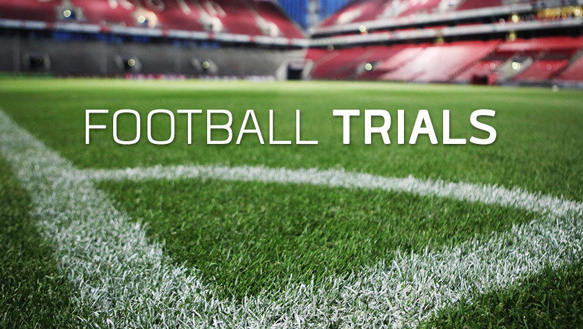UNIQUE CHANCE TO BECOME PRO : Football Trial for 17-25 years old