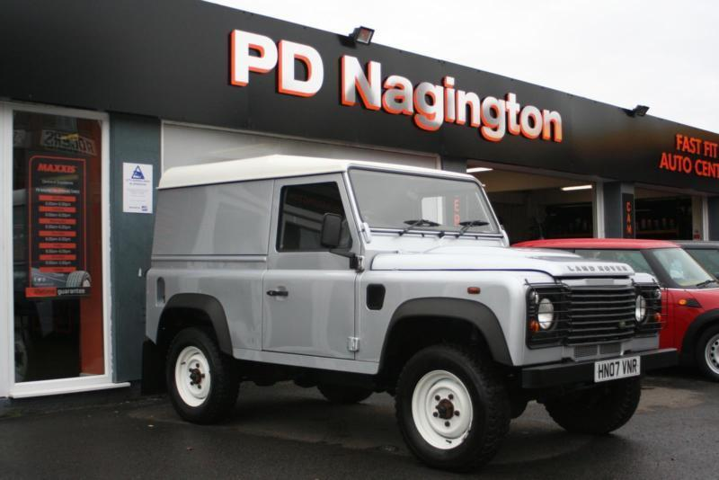 2007 LAND ROVER DEFENDER 2.4 TDCI