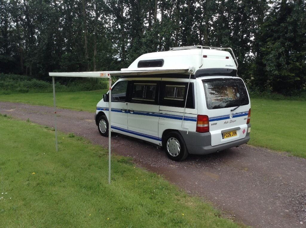 Mercedes Vito autosleeper 2 berth 97 P reg power steering in excellent condition inside and out