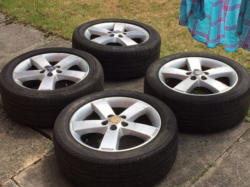 Ford s max alloys