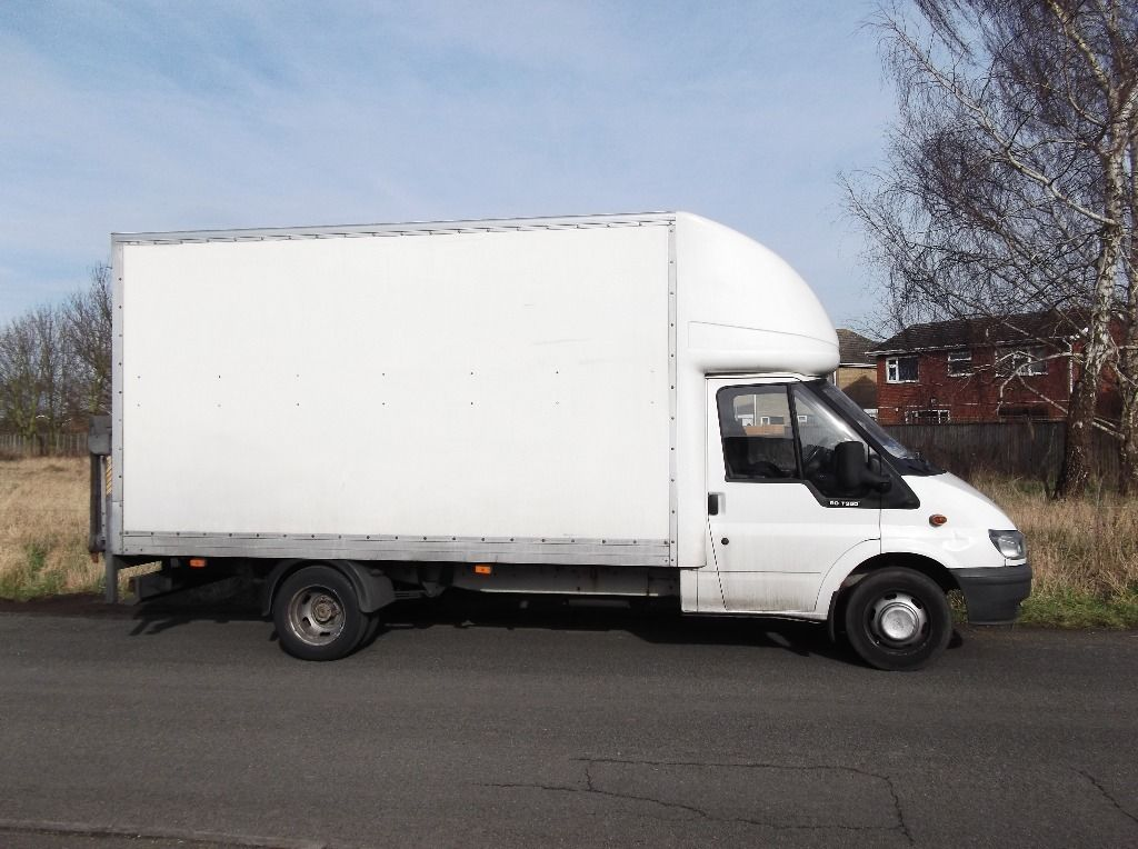 MAN-VAN REMOVALS SERVICE, HOLBEACH (Spalding) ESSEX & LONDON