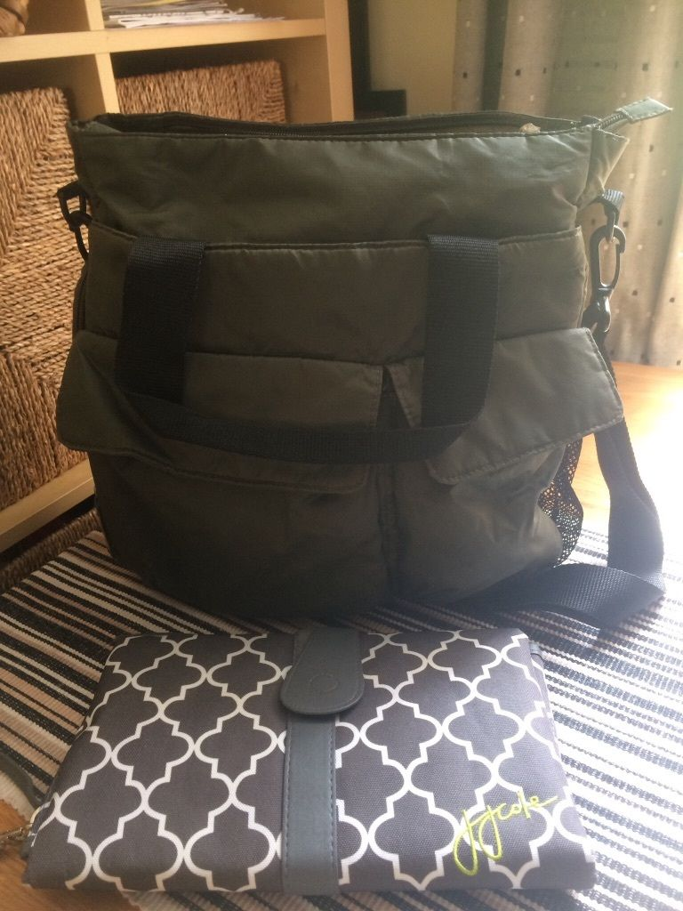 Change bag and travel mat