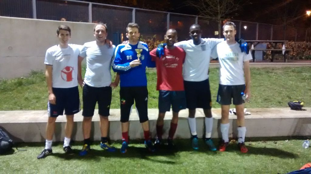 5aside teams wanted in the Brixton area