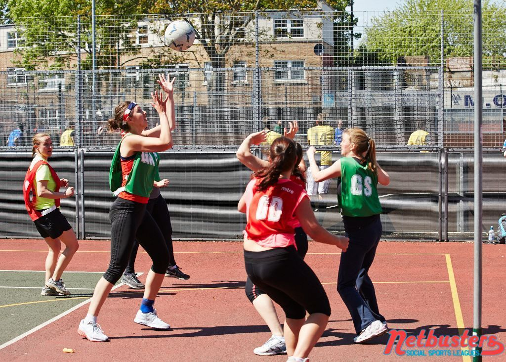 Back to Netball sessions in Brixton
