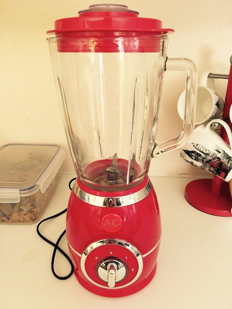 I have blender red is very good condition