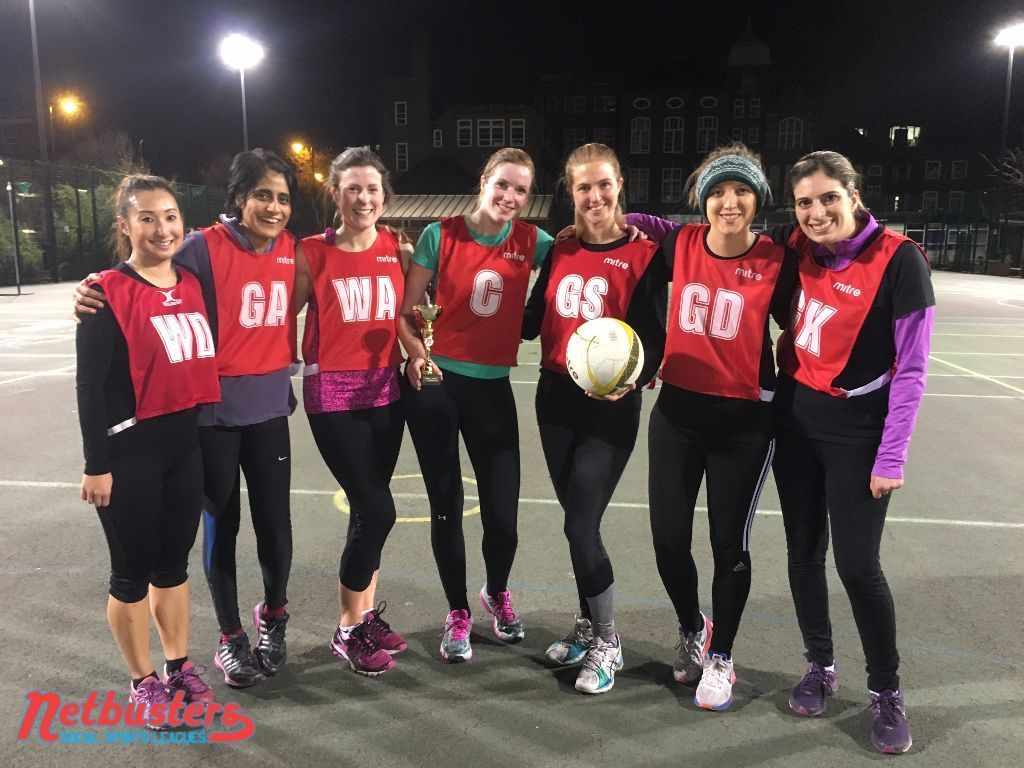 Fun social netball league in Camden - new teams and players wanted