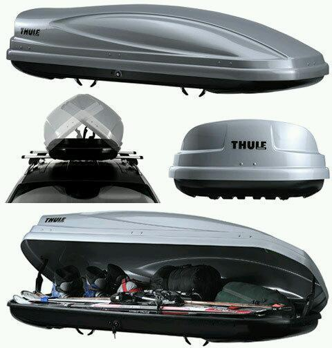 Thule And Exodus Roof Boxes To HIRE...!!!