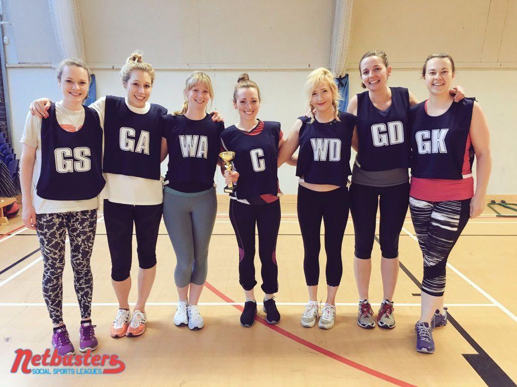 Fun social netball league near Hoxton, Shoreditch, Haggerston
