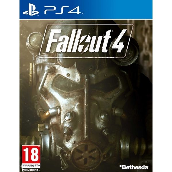 PS4 game / FALL OUT 4 / FOR CASH OR S .W .A .P .S?