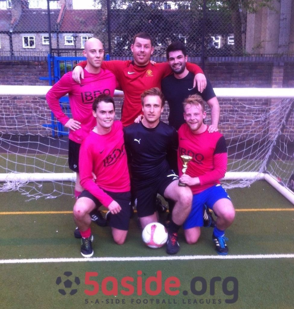 5aside leagues in Marylebone - new teams wanted