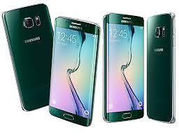 Samsung Galaxy S6 Edge Green 32GB With Warranty