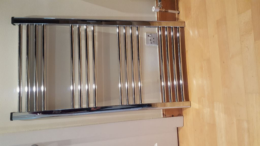 Chrome Radiator