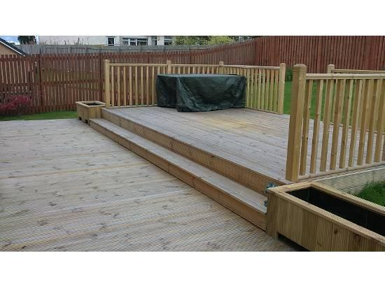 Fencing and Decking Services T J Services