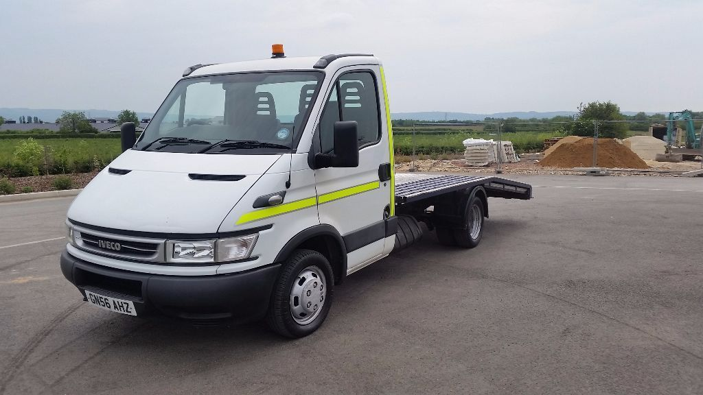 2006 IVEco Daily 2.3 35c12hpi recovery truck