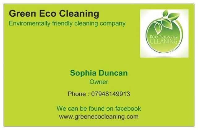 Green Eco Cleaning